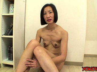 Japan mature casting and cumshot
