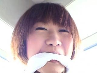 Stupendous Yuzuki Hatano gets banged well
